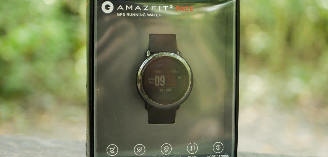 Xiaomi Amazfit Pace teszt