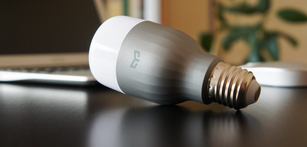 Xiaomi Yeelight RGB LED teszt