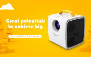 Excelvan Q2 projektor