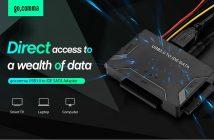 Gocomma IDE, SATA adapter