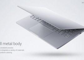 Olcsóbb lett a kecses Xiaomi Mi Notebook Air 12.5 ultrabook