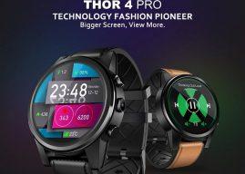 Ő a Pro a Zeblaze Thor 4 modellek közül, mégis olcsóbb a társainál!