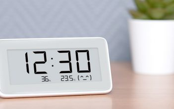 Xiaomi Mijia Digital Clock E-INK Screen header 2