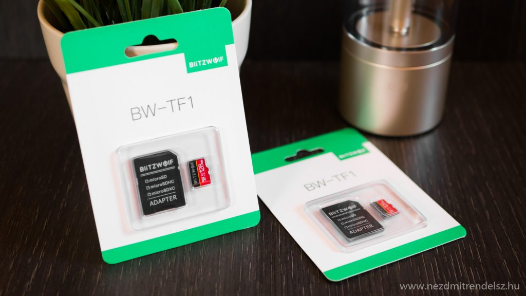 BlitzWolf BW-TF1 128GB microSD (1 of 2)