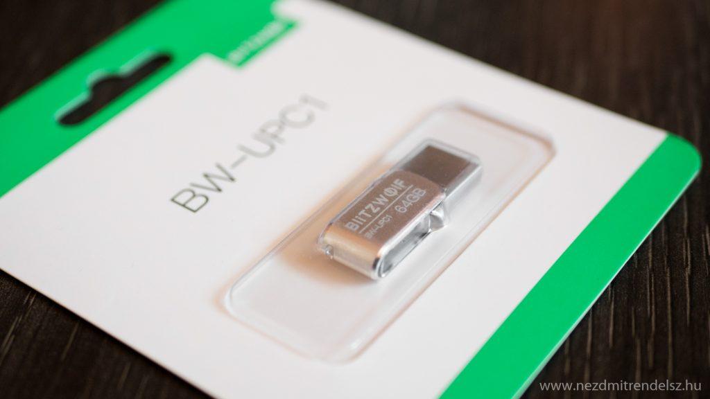 BlitzWolf BW-UPC1 64GB pendrive (2 of 9)