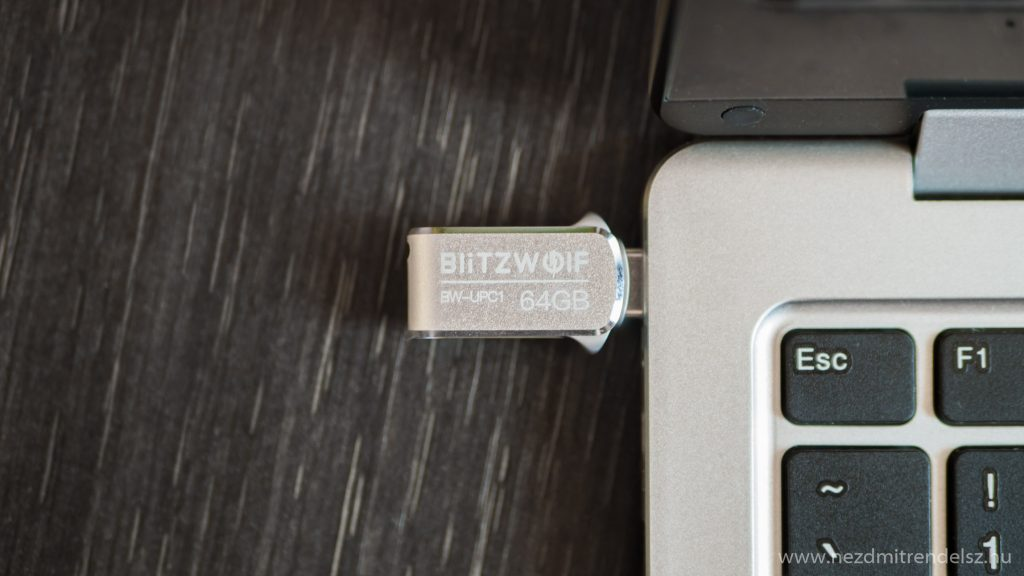 BlitzWolf BW-UPC1 64GB pendrive (8 of 9)