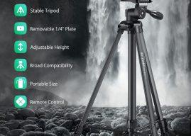 BW-BS0 Pro – Fotós állvány a BlitzWolf-tól!
