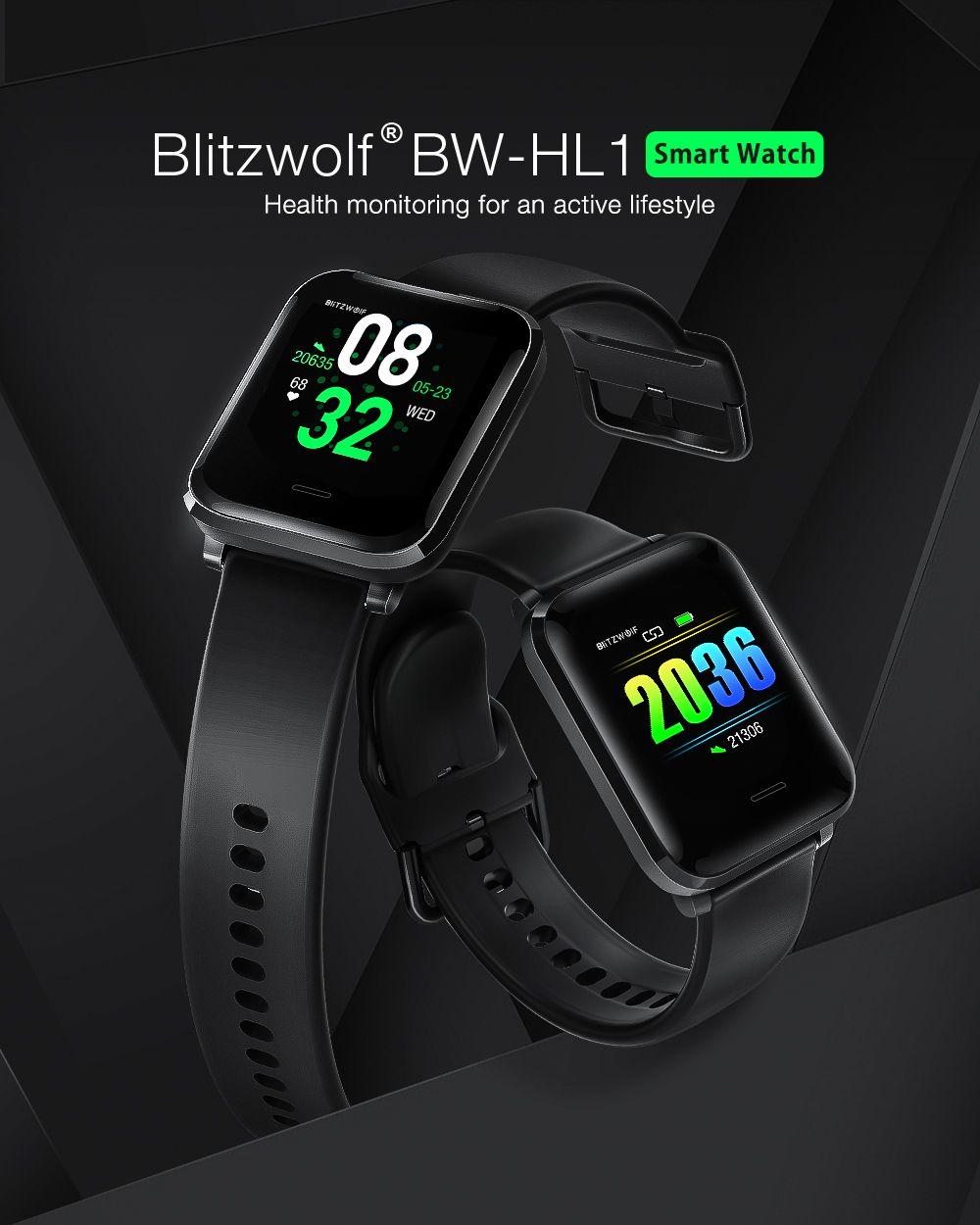 Blitzwolf BW HL1 okosóra teszt | RendeljKínait