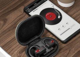 BlitzWolf AIRAUX AA-UM2 a sport Bluetooth fülhallgató