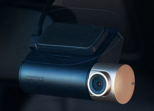70mai Lite Midrive D08 autós kamera teszt