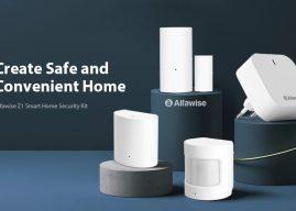 Alfawise Z1 – Okos biztonsági szett otthonra