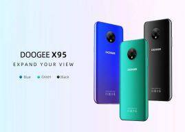 20.000 forintért ez most a legolcsóbb Android 10-es mobil: DOOGEE X95