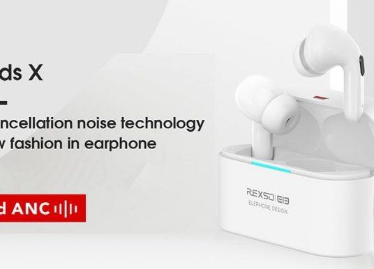 Aktív zajszűrésével gurít nagyot az AirPods Pro szerű Elephone Elepods X