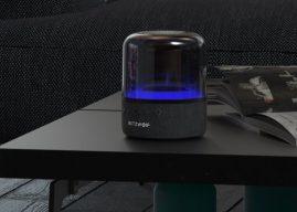 Futurisztikus külsővel rendelkezik a BlitzWolf BW-AS4 hangszóró