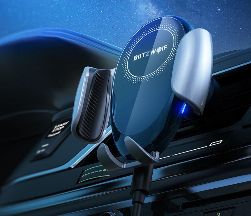 BlitzWolf BW-CW3 autós telefontöltő