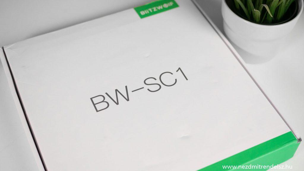BlitzWolf BW-SC1 okos mérleg -1