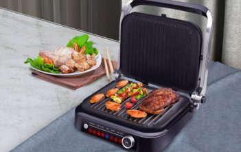BlitzWolf BW-SM1 elektromos grill 5