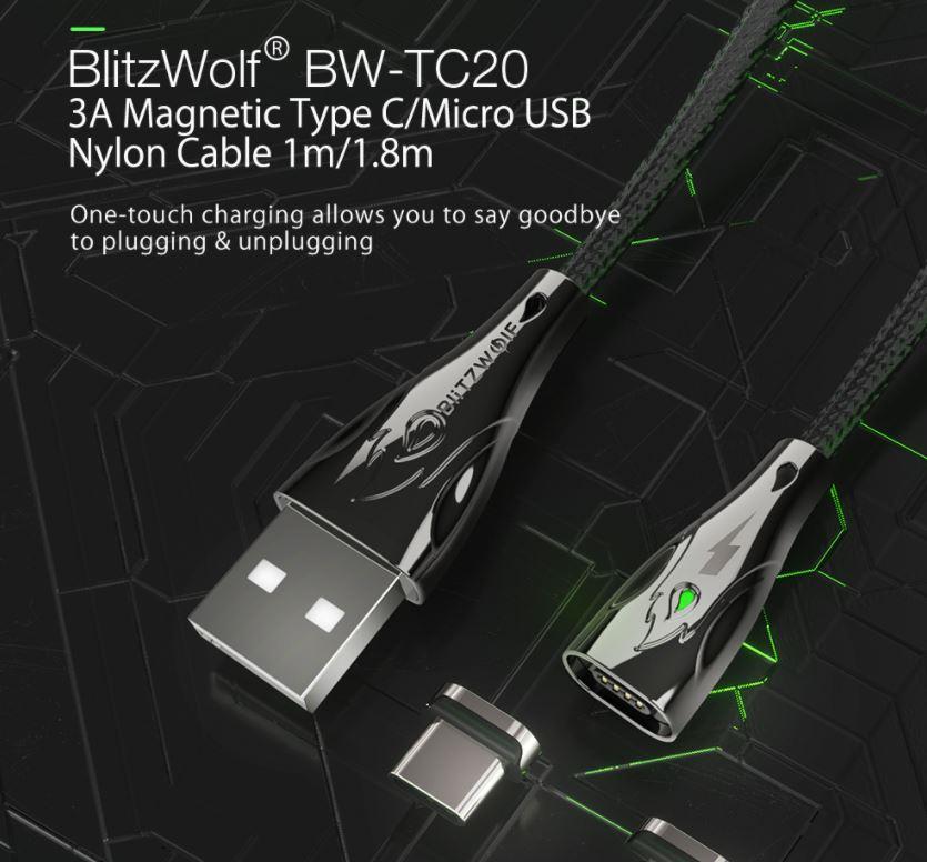 BlitzWolf BW-TC20 2