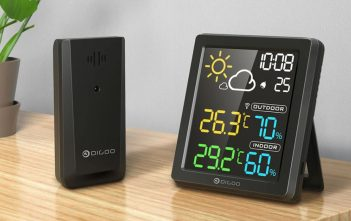 DIGOO DG-8647 időjárás állomás