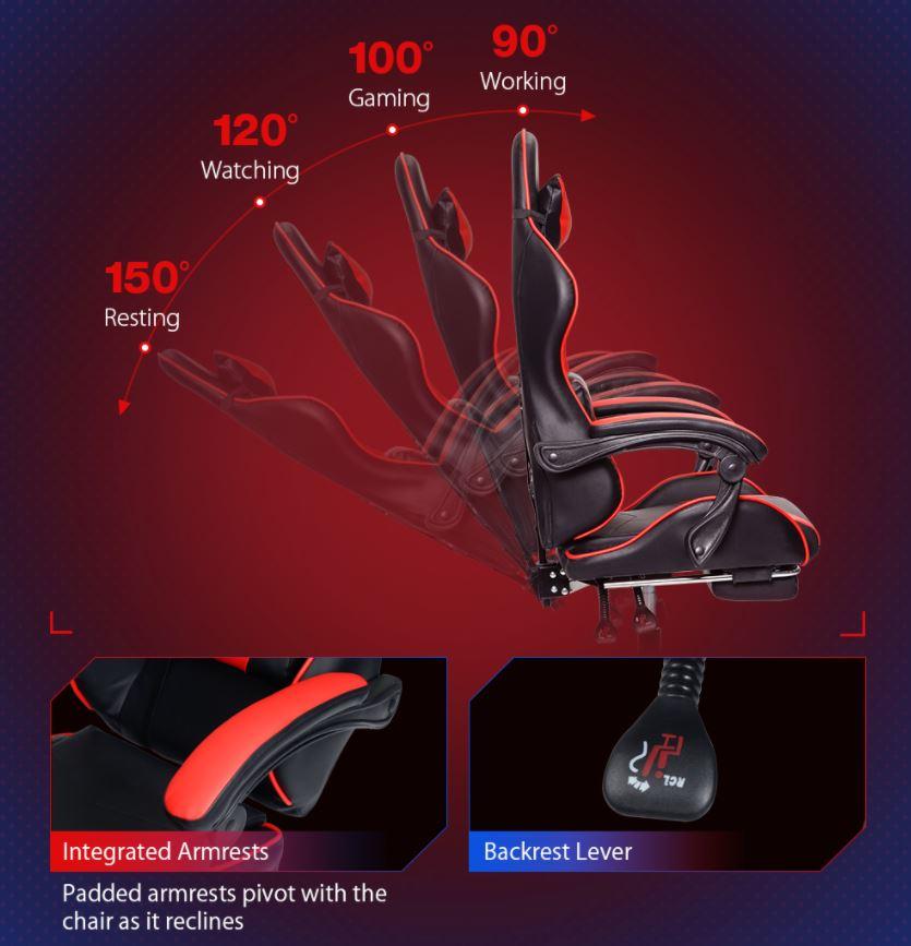 Douxlife Racing GC-RC02 gamer szék
