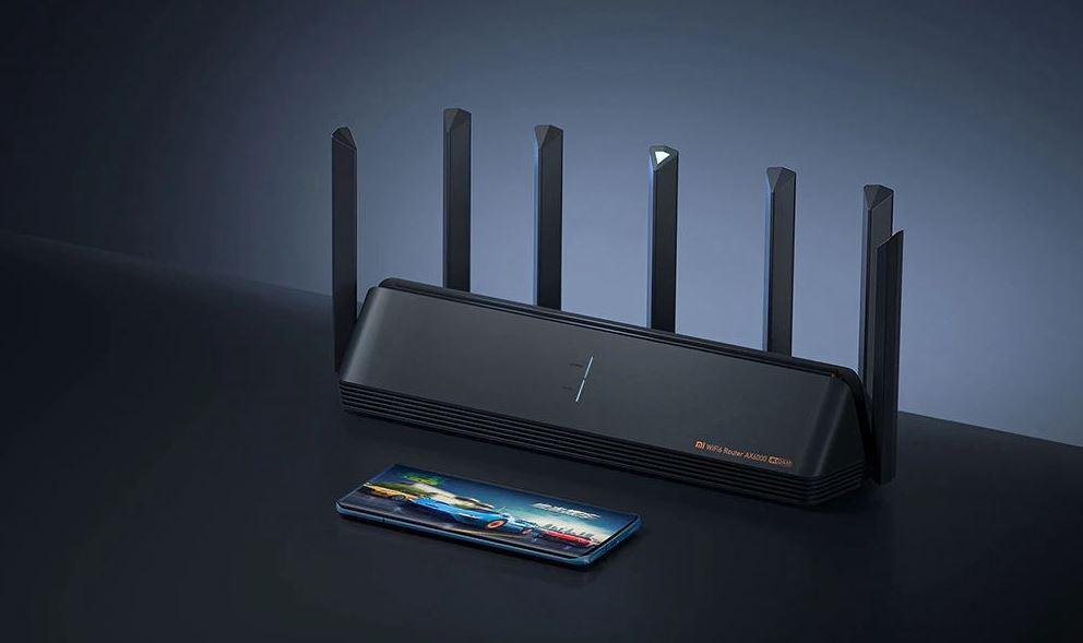 Xiaomi AIoT Router AX6000 3