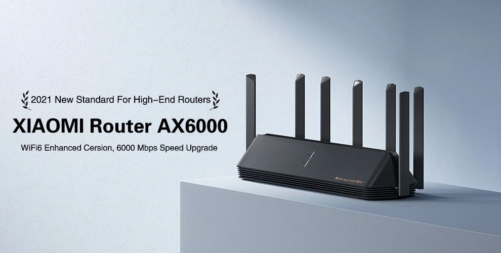 Xiaomi AIoT Router AX6000