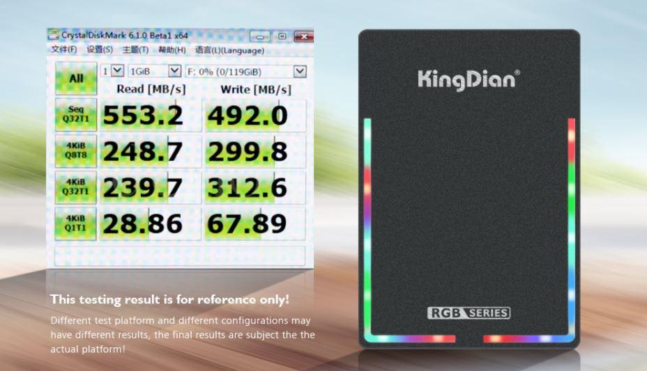 KingDian RGB 1