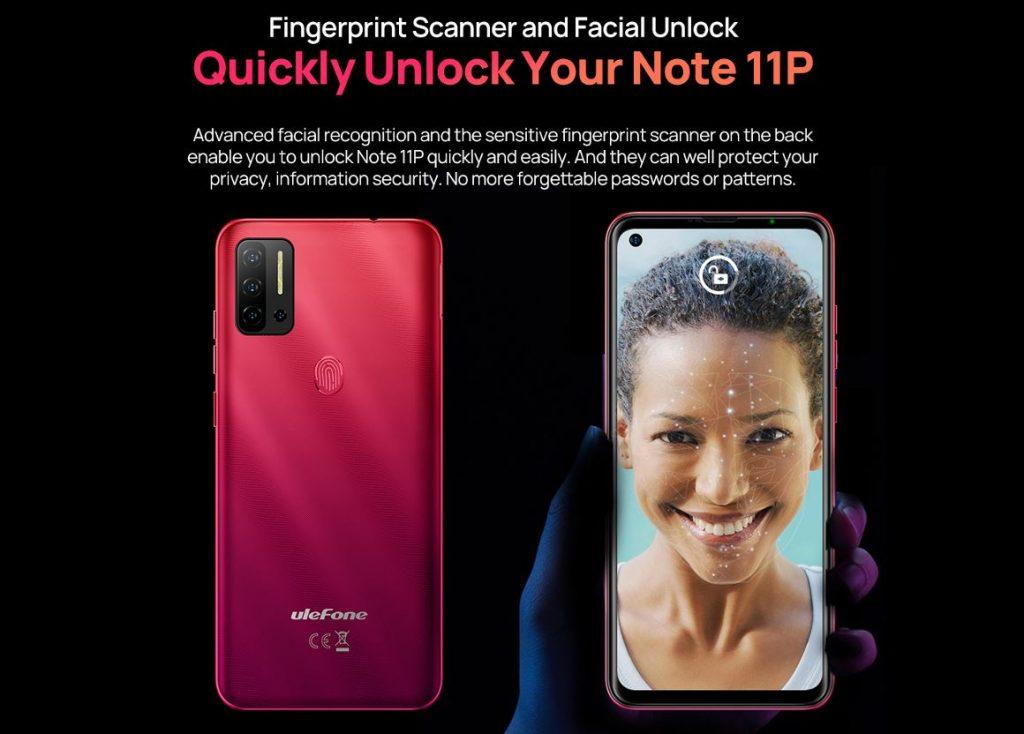 Ulefone Note 11P 4