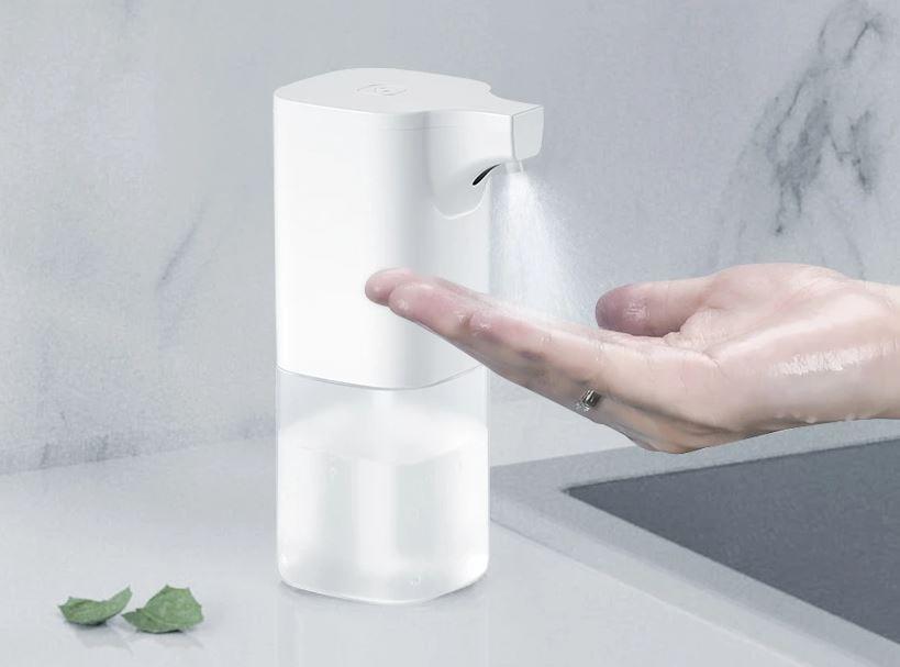 Xiaowei X6S automata szappanadagoló