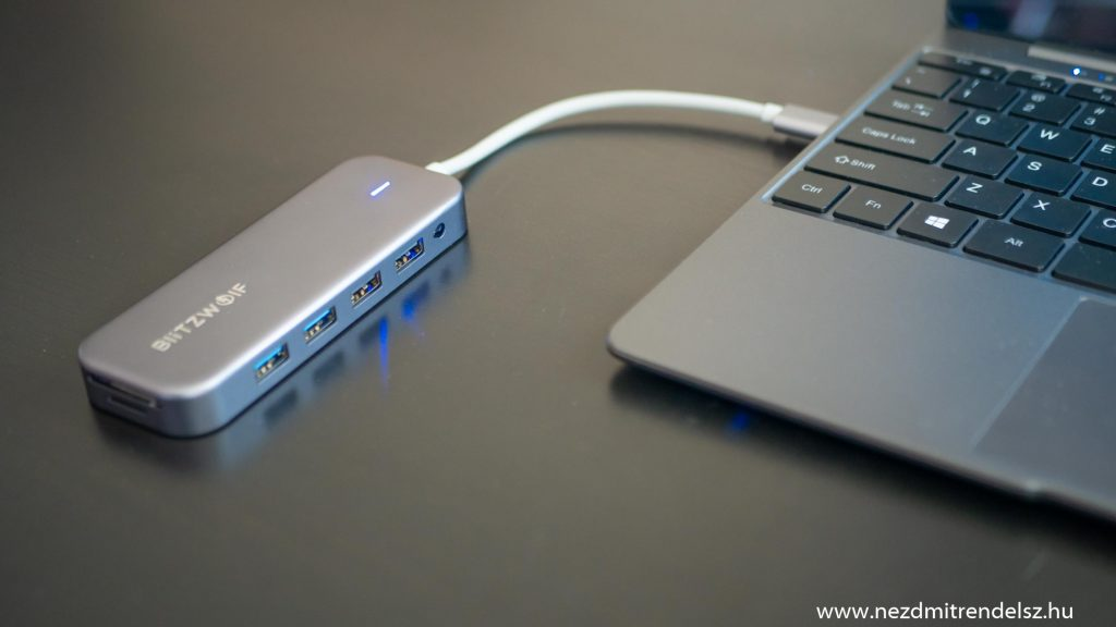BlitzWolf BW-TH8 11 in 1 USB HUB -1