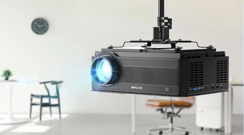 BlitzWolf BW-VP10 projektor 2