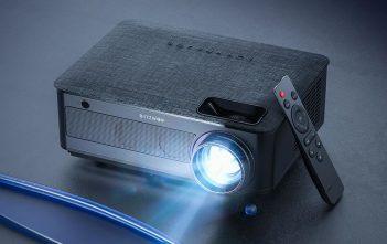 BlitzWolf BW-VP10 projektor header