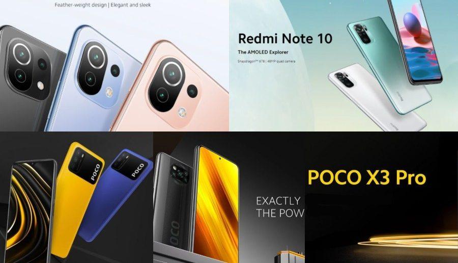 Ezek most a legjobb ár érték arányú Xiaomi telefonok