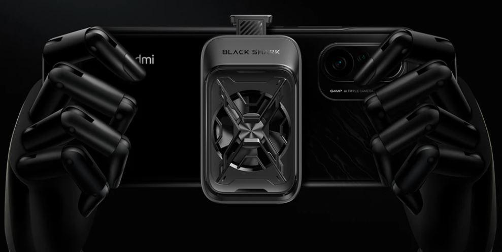 Xiaomi Black Shark hűtés mobiltelefonokhoz 2
