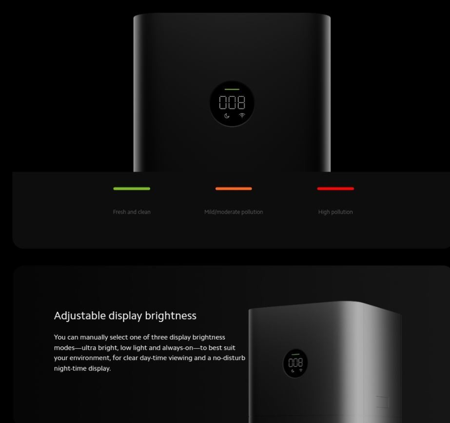 Xiaomi Mi Air Purifier 3C 1