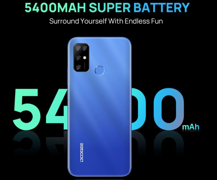 doogee x96 pro battery