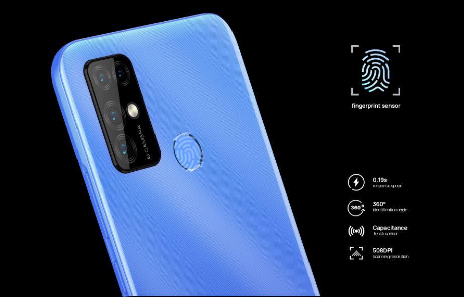 doogee x96 pro fingerprint sensor