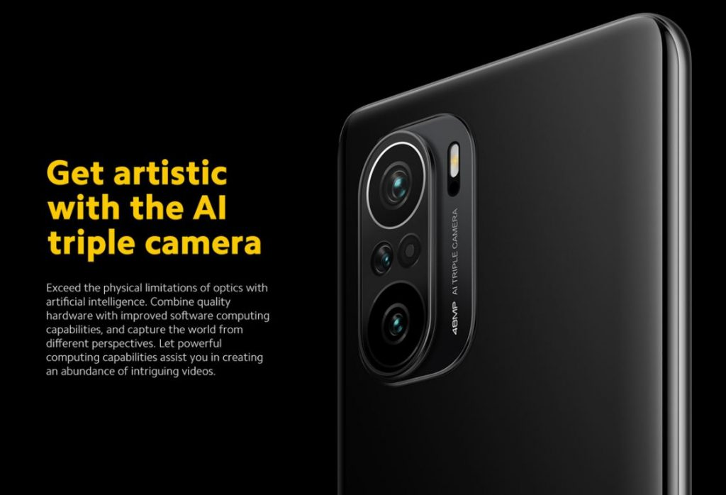 poco f3 camera