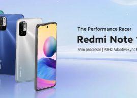 Megérkezett a leggyorsabb adatkapcsolatot támogató Redmi Note 10 5G