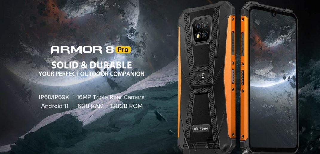 Ulefone Armor 8 Pro header