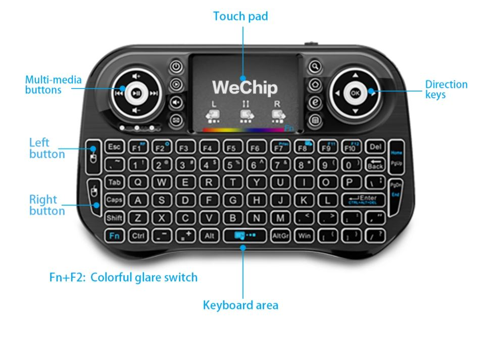 WeChip I10 1