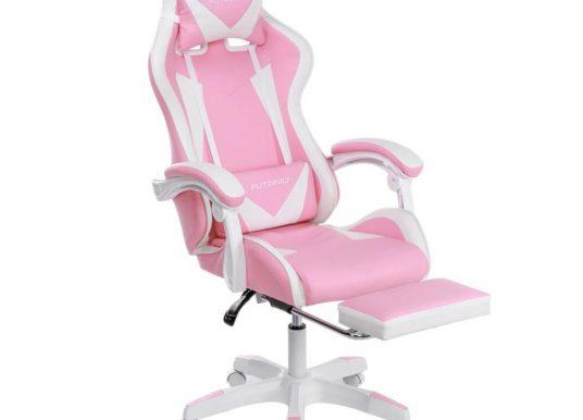 Már rózsaszínben is kapható a népszerű BlitzWolf BW-GC1 gamer szék
