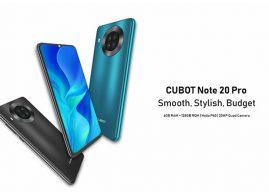 Ezért jó ötlet európai raktárból rendelni a Cubot Note 20 Pro-t