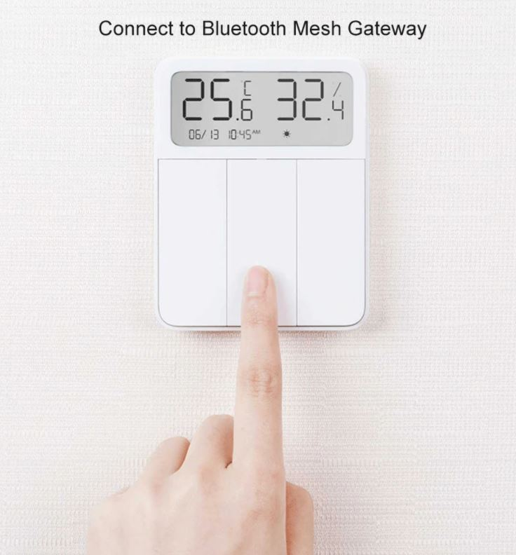 MIJIA Screen Display Switch 3