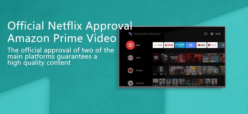 Xiaomi Mi TV 4S 4K TV 2
