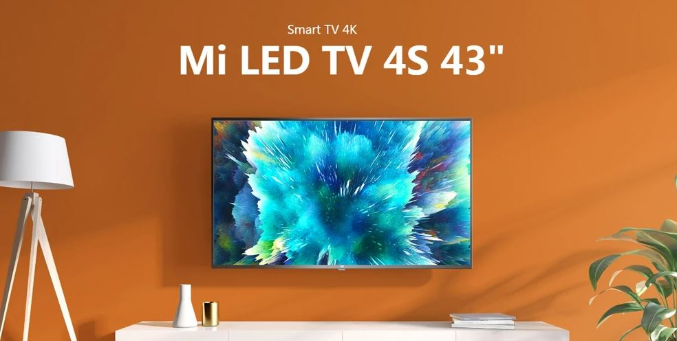 Xiaomi Mi TV 4S 4K TV 3