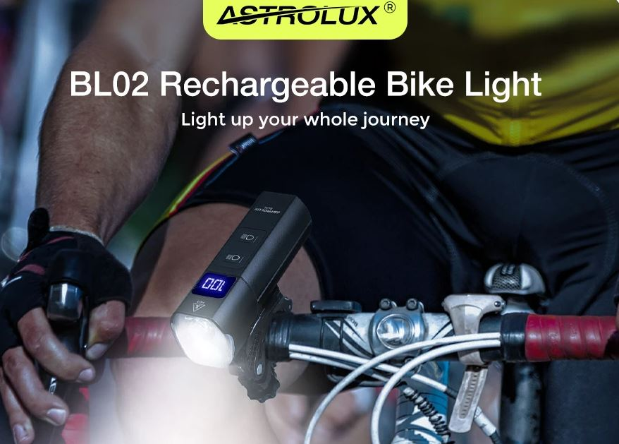 Astrolux® BL02 XPG-3