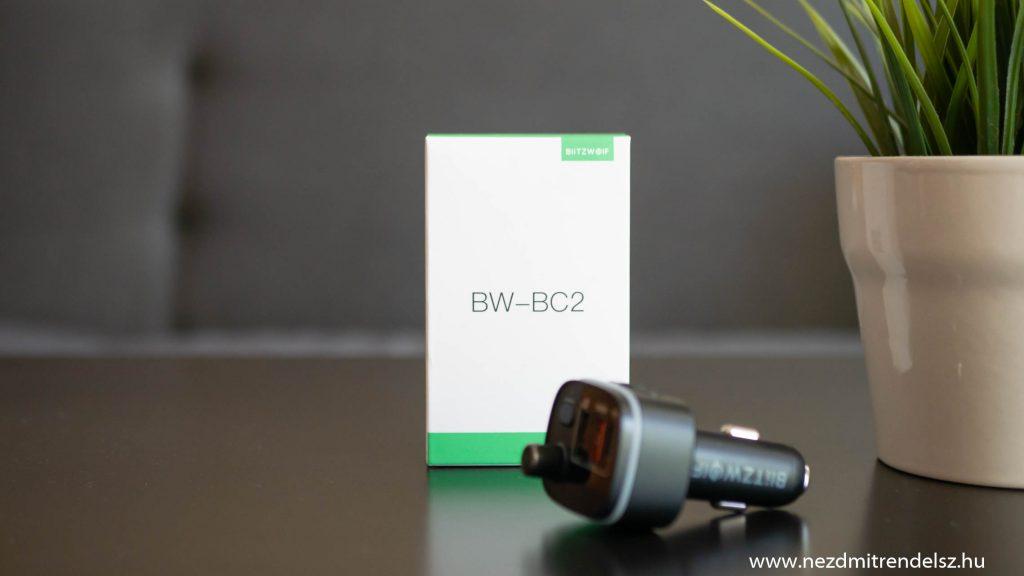 BlitzWolf BW-BC2 (1 of 6)