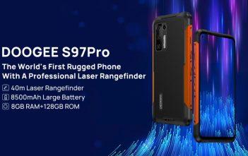 DOOGEE S97 Pro 2