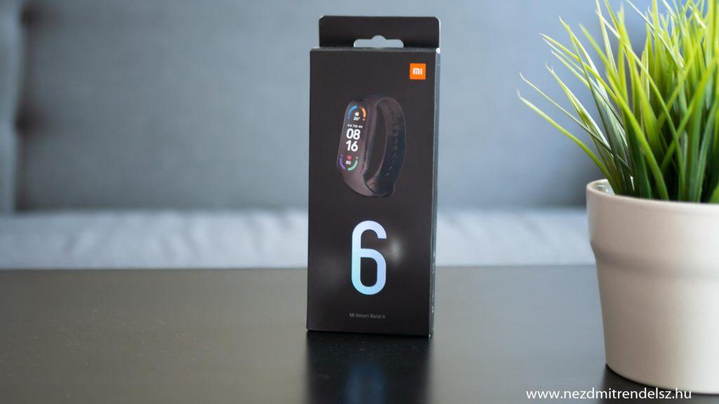 Xiaomi Mi Band 6 (1 of 1)